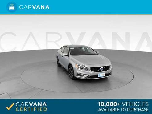 2017 Volvo S60 T5 Dynamic Sedan 4D sedan GRAY - FINANCE ONLINE for sale in Memphis, TN