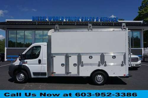 2015 RAM ProMaster Cab Chassis 3500 159 WB 2dr Chassis Diesel Trucks... for sale in Plaistow, NH