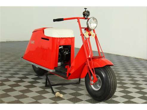 1946 Cushman Motorcycle for sale in Elyria, OH