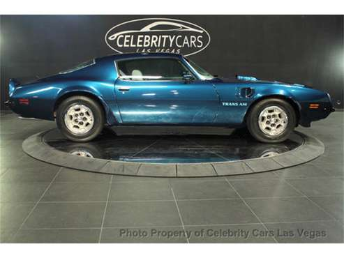 1974 Pontiac Firebird Trans Am for sale in Las Vegas, NV