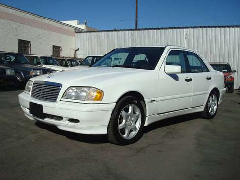 2000 MERCEDES BENZ C230 SUPER CLEAN 89K ONLY!!! C 230 MUST SEE!! for sale in Los Angeles, CA