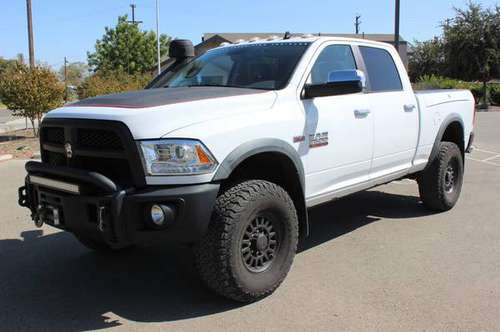 2015 *Ram* *2500* *4WD Crew Cab 149 Laramie Power Wagon for sale in Tranquillity, CA