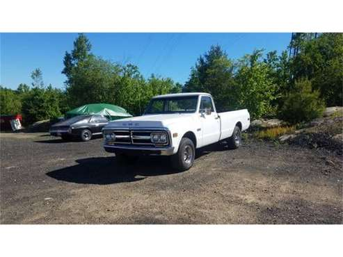 1970 GMC 1500 for sale in Cadillac, MI