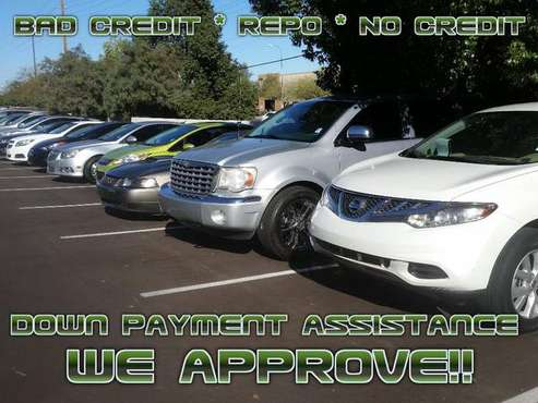 BAD CREDIT DOESN'T MEAN BAD WHEELS!! $500 DOWN *** NO LICENSE OK!! for sale in Phoenix, AZ