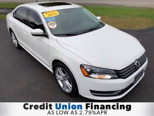 2014 VOLKSWAGEN PASSAT TDI SE W/SUNROOF * DIESEL * No Accidents * -... for sale in Sevierville, TN