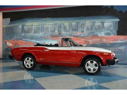 1980 Fiat Spider for sale in Saratoga Springs, NY