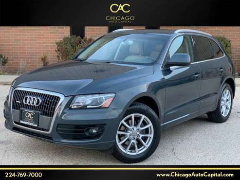2011 AUDI Q5 PREMIUM-PLUS AWD ONLY 92K-MILES NAVI PANO XENONS - cars... for sale in Elgin, IL