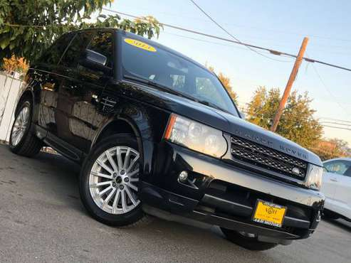 2013 Range Rover Sport 4WD HSE Black On Black 61K Miles LOOK>>> for sale in Concord, CA