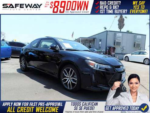 2015 Scion tC Sports Coupe 6-Spd AT for sale in Santa Ana, CA