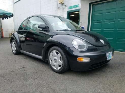 1998 Volkswagen Beetle for sale in Tacoma, WA