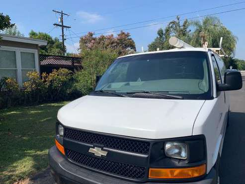 2006 Chevy express extended cargo for sale in North Hollywood, CA