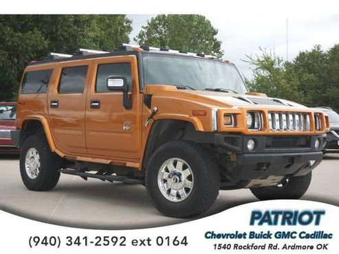 2006 Hummer H2 Base - SUV for sale in Ardmore, TX