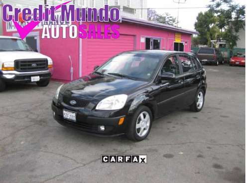 2006 Kia Rio 5dr HB Rio5 EX Auto for sale in Winnetka, CA