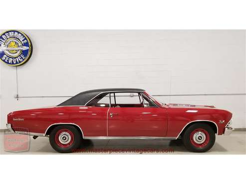 1966 Chevrolet Chevelle SS for sale in Whiteland, IN