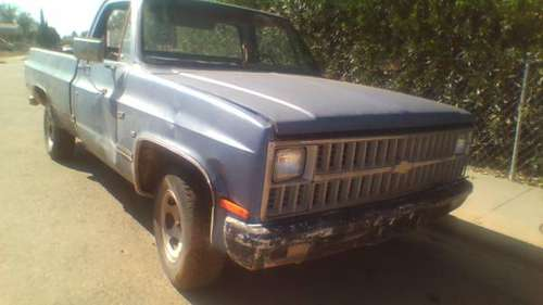 1981 Chevy C-10 for sale in Alamogordo, NM
