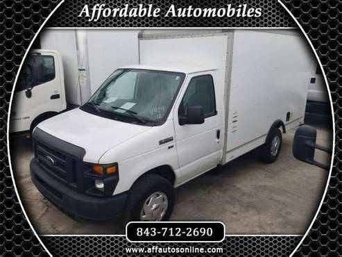 2012 Ford Econoline E-350 Super Duty for sale in Myrtle Beach, SC