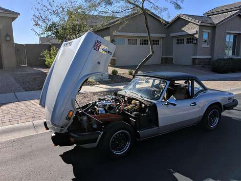 1980 Triumph Spitfire for sale in Tempe, AZ