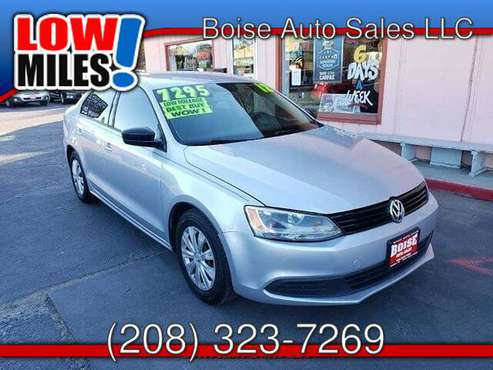 💥2012 Volkswagen Jetta S💥LOW MILES💥 - cars & trucks - by dealer -... for sale in Boise, ID