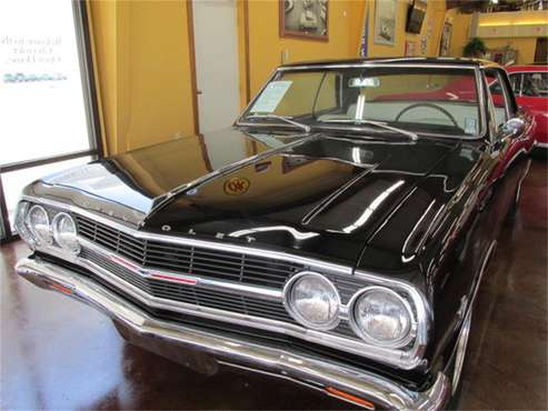 1965 Chevrolet Chevelle SS for sale in Blanchard, OK