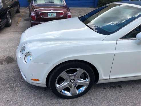 2007 Bentley Continental for sale in Fort Lauderdale, FL