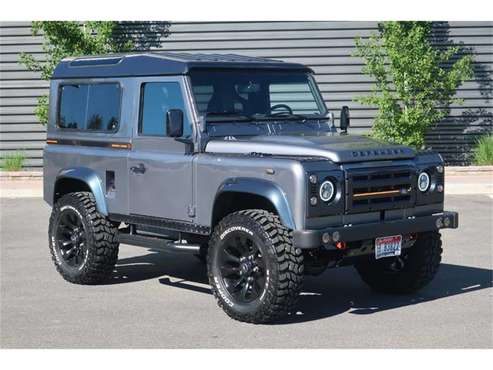 1991 Land Rover Defender for sale in Hailey, ID