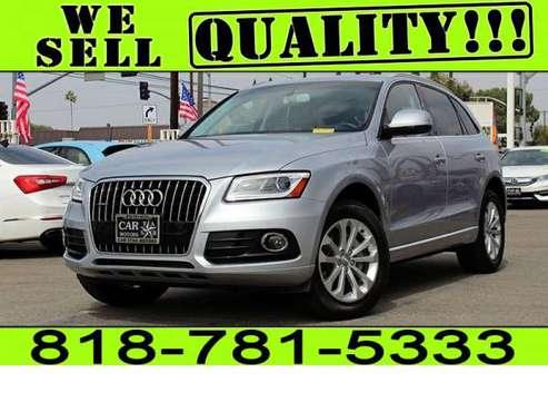 2015 Audi Q5 Premium Plus AWD **$0-$500 DOWN. *BAD CREDIT NO LICENSE... for sale in North Hollywood, CA
