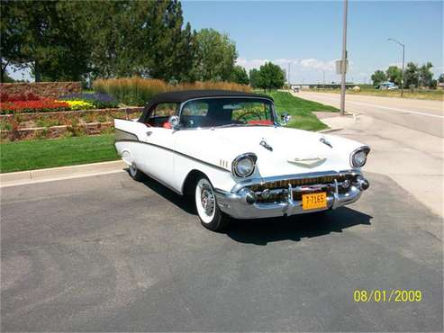 1957 Chevrolet Bel Air for sale in wellington, CO