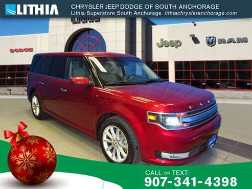 2019 Ford Flex Limited FWD - cars & trucks - by dealer - vehicle... for sale in Anchorage, AK