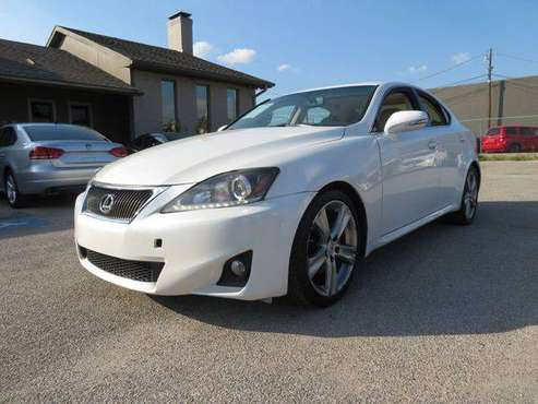 2012 LEXUS IS 250 -EASY FINANCING AVAILABLE for sale in Richardson, TX