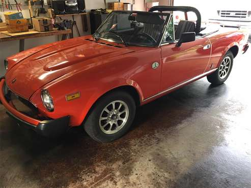 1979 Fiat Spider for sale in Cottage Grove, MN