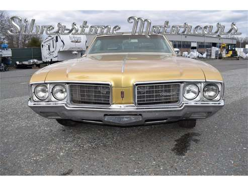 1970 Oldsmobile Cutlass for sale in North Andover, MA