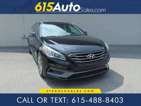 2016 Hyundai Sonata $0 DOWN? BAD CREDIT? WE FINANCE! for sale in Hendersonville, TN