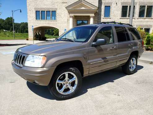 2001 Grand Cherokee LTD!Low Miles**Looks/Drives Great**Very Nice for sale in Emerson, AL