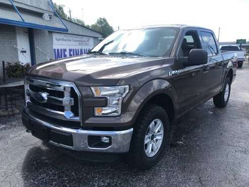 "2015 Ford F-150 4WD SuperCrew 145"" XLT for sale in Baytown, TX"