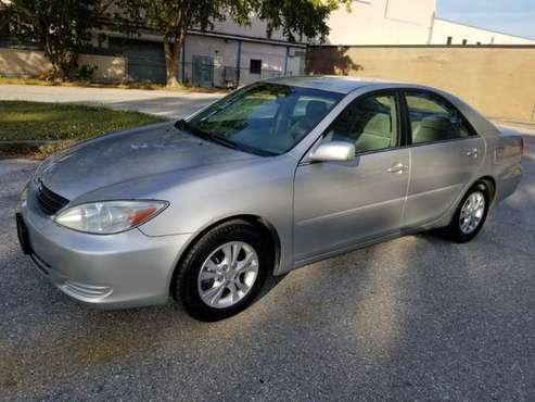 2004 TOYOTA CAMRY LE 144K MILES for sale in Fort Myers, FL