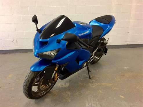 2006 Kawasaki Motorcycle for sale in Vestal, NY