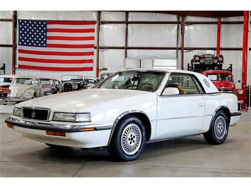 1990 Chrysler TC by Maserati for sale in Kentwood, MI