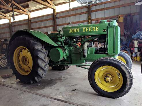 1943 John Deere Tractor for sale in Billings, MT