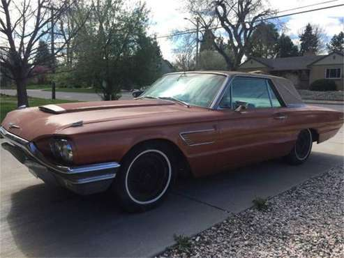 1965 Ford Thunderbird for sale in Cadillac, MI