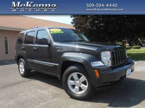 2011 Jeep Liberty Sport 4x4 4dr SUV for sale in Union Gap, WA