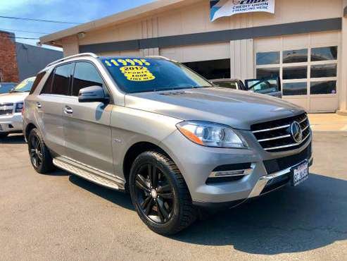 ** 2012 MERCEDES- BENZ ML 350 **LEATHER LOADED for sale in Anderson, CA