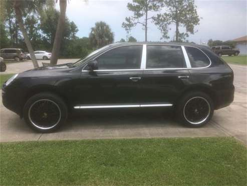 2006 Porsche Cayenne for sale in Holly Hill, FL