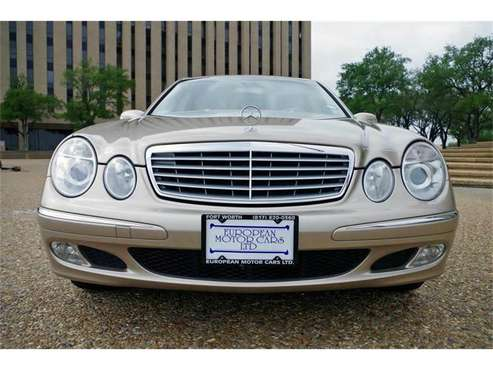 2003 Mercedes-Benz E-Class for sale in Fort Worth, TX