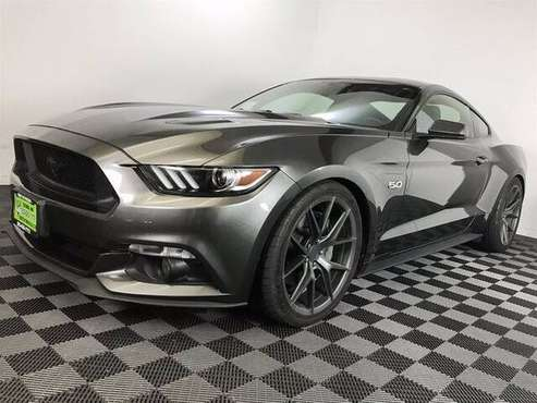 2015 Ford Mustang GT Coupe - cars & trucks - by dealer - vehicle... for sale in Tacoma, WA