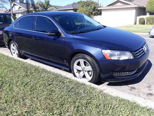 2012 VOLKSWAGEN PASSAT 2.5L SE for sale in Downey, CA