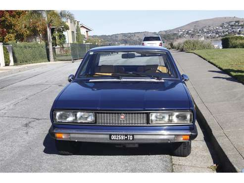 1973 Fiat 130 for sale in Mill Valley, CA