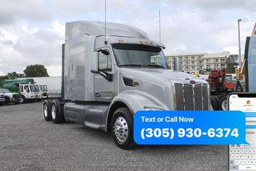 2015 Peterbilt 579 Sleeper Truck For Sale *WE FINANCE BAD CREDIT!* for sale in Miami, FL