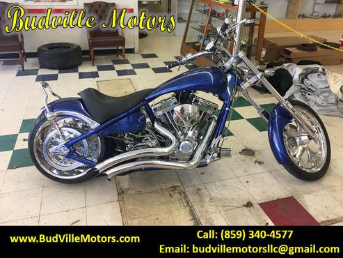 2006 American Ironhorse Motorcycle for sale in Paris , KY