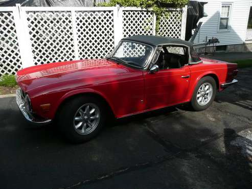 1970 TR6 for sale in New London, CT