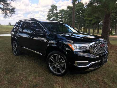 2017 GMC Acadia Denali AWD for sale in Dierks, AR